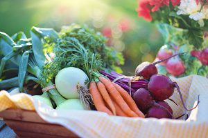 Real, whole, foods - carrots, beets, and more