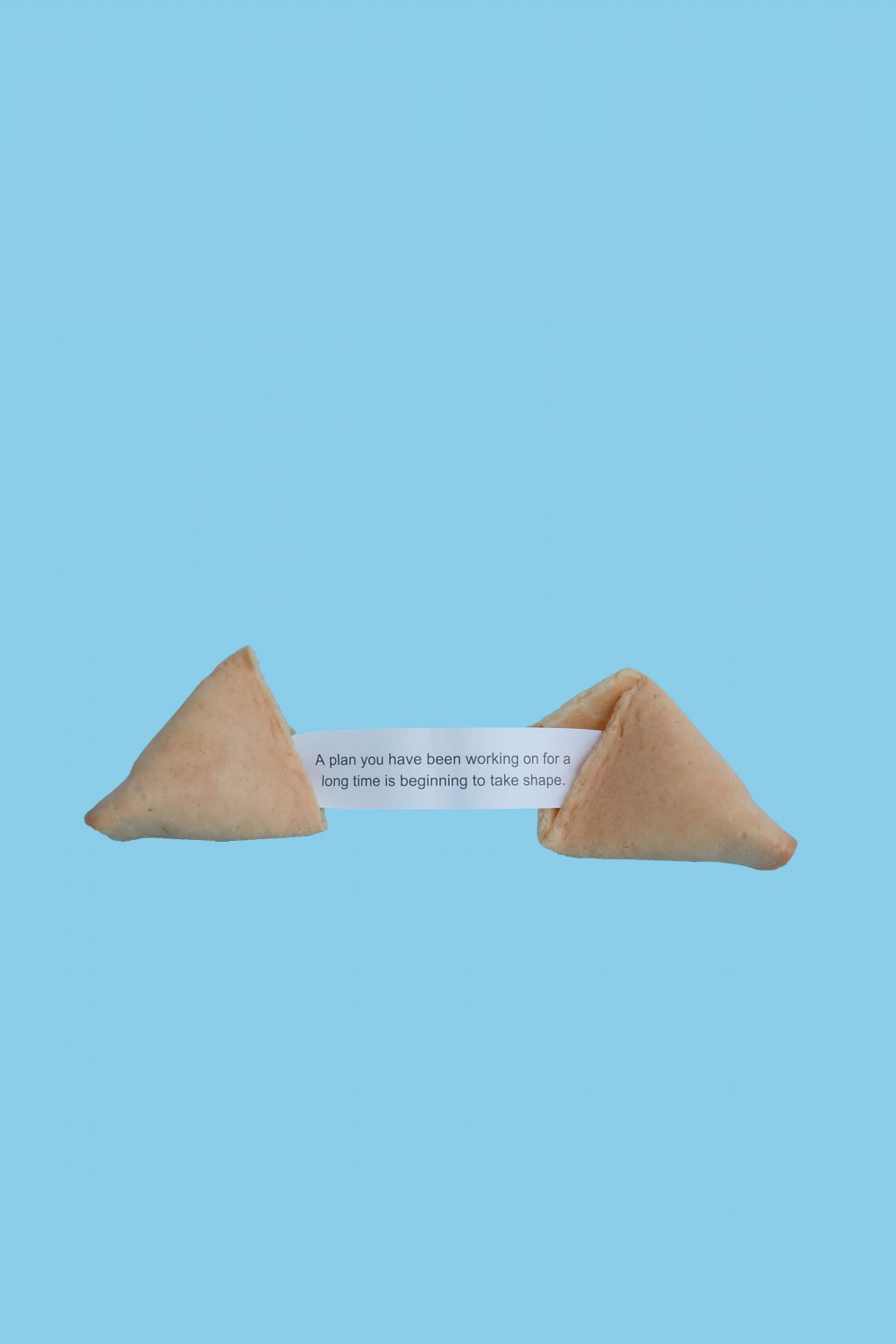 Individual Coaching - Fortune Cookie